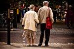 ludzie na emeryturze
