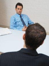 rozmowa w firmie